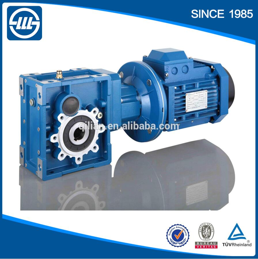 Helical Hypoid Geared Motor