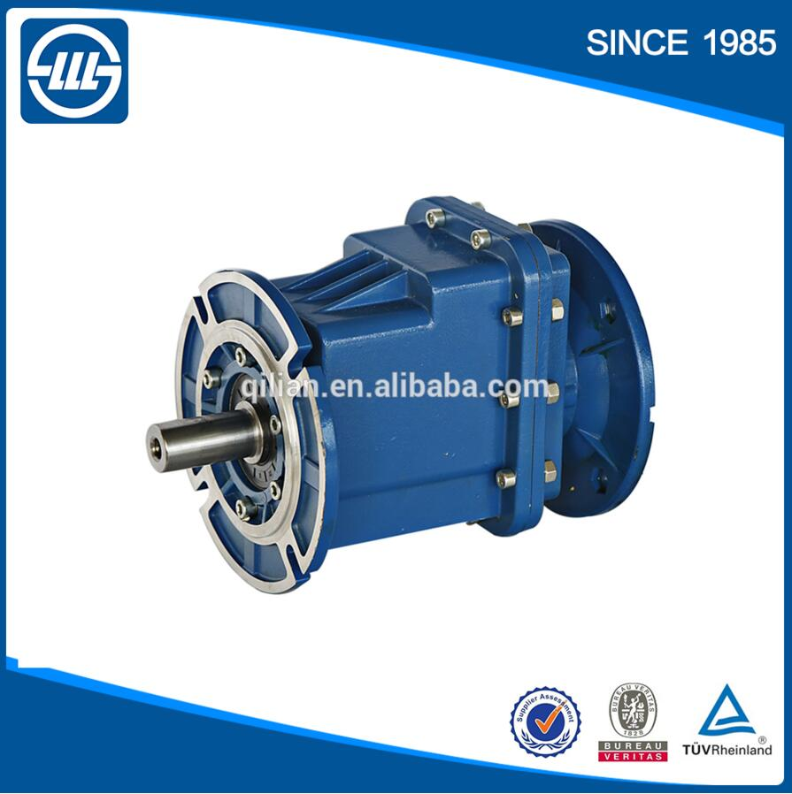 SLRC Flange mounted helical reductor